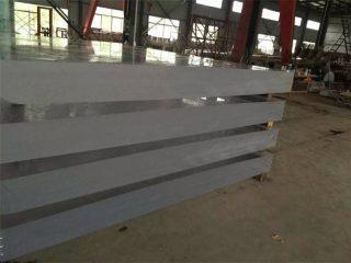 80 мм ясен дебел акрилен листов панел