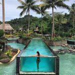 Акрилни панели за басейни