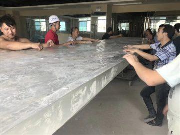 Пластмасов UV устойчив Плекси стъклени панели за продуктите на басейна