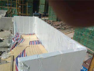 90мм потребителски акрилен плувен басейн