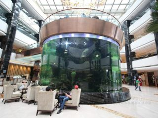големи пластмасови аквариумни аквариумни цистерни