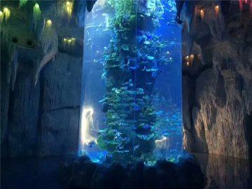 прозрачни акрилни панели за големи аквариумни, рибни резервоари